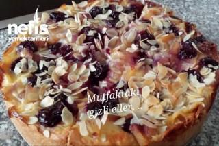 Mayalı Meyveli Pasta Tarifi