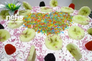 Mikrodalga Pastası Tarifi