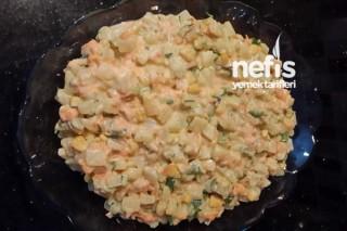 Mısırlı Patates Salatası Tarifi