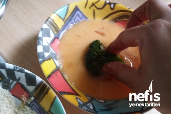 Paneli Karnabahar Ve Brokoli 5