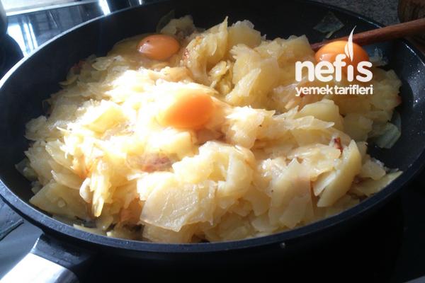 Patates Döndermesi 3