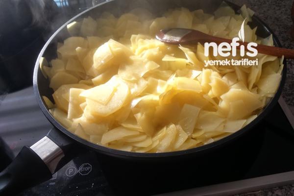 Patates Döndermesi 4