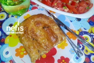 Patatesli Çarşaf Böreği Tarifi