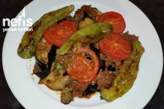 Patatesli Patlıcan Musakka Tarifi