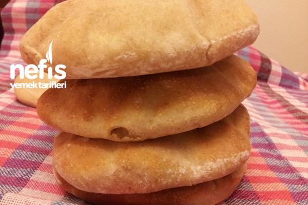 Pita Ekmeği Yapılışı Tarifi