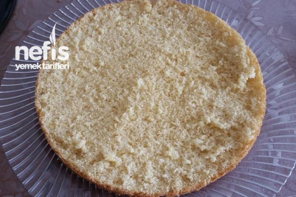 Pudingli Yaş Pasta - Nefis Yemek Tarifleri - Gözde K.