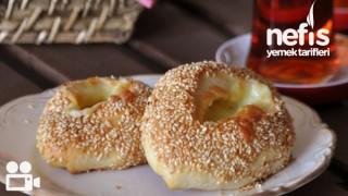 Kaşarlı Peynirli Simit Poğaça Tarifi