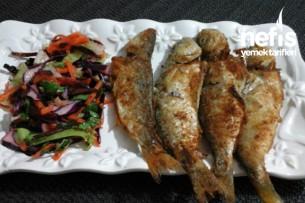 Tavada Çinekop Balığı Tarifi