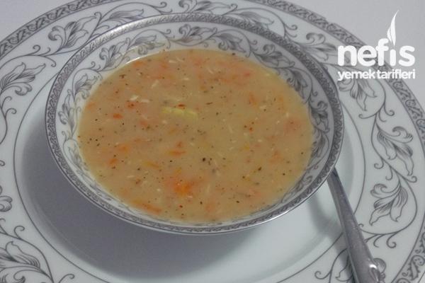 Tavuklu Sebzeli Çorba Tarifi
