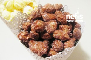 Kavrulmuş Badem Şekeri (Gebrannte Mandeln) Tarifi