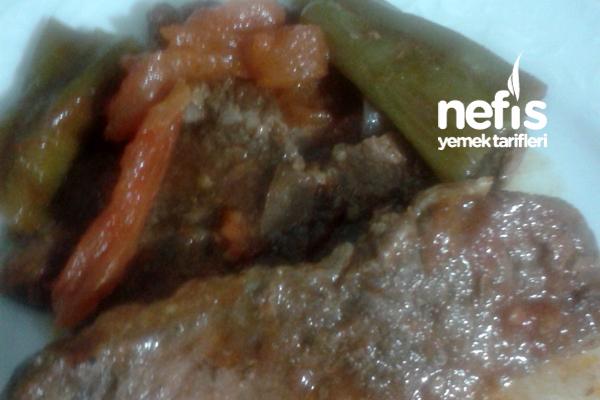 Sebzeli Biftek Tarifi