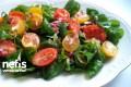 Domates Soslu Semizotu Salatası Tarifi