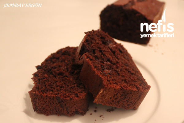 Çikolata Parçalı Kek Tarifi