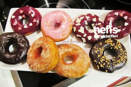 Kolay Donut Tarifi