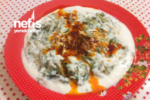 Yoğurtlu Radika Salatası Tarifi