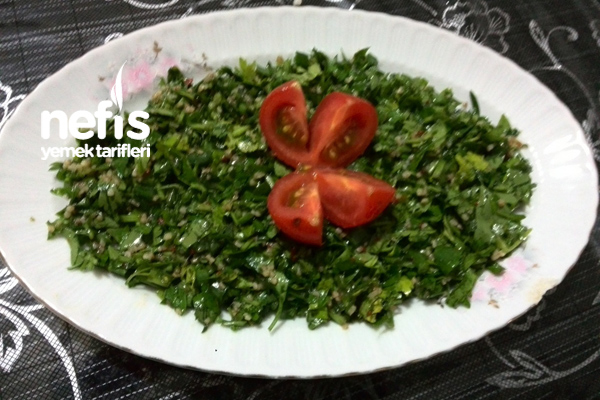 Tabule (Suriye Salatası) Tarifi