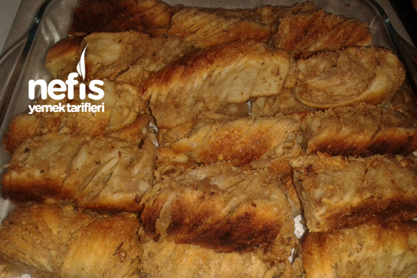 Tahinli Cevizli Haşhaşlı Çörek (Yapım Aşamalarıyla)