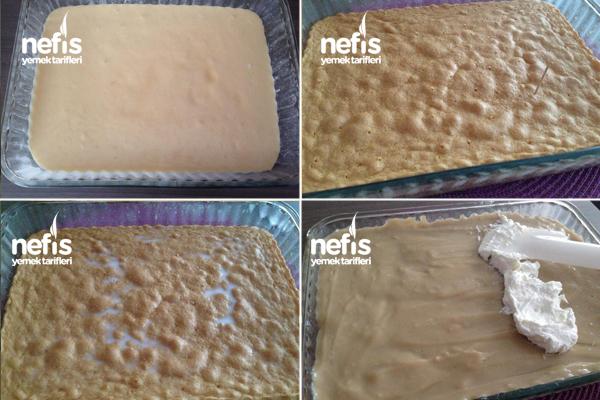 Kahveli Pasta 1