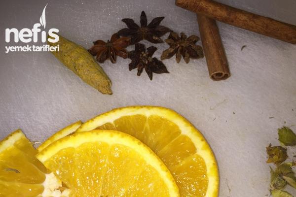 Anasonlu Zerdeçal Çayı