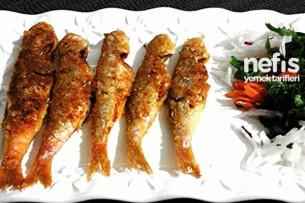 Barbun Balığı Yapımı Tarifi
