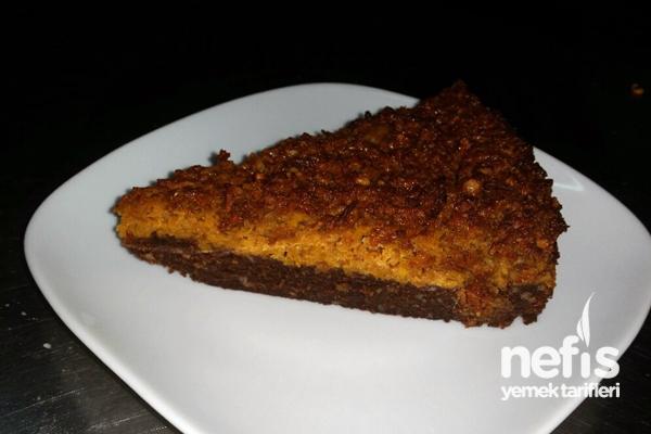Bal Kabağı Tart (Pumpkin Pie) Tarifi