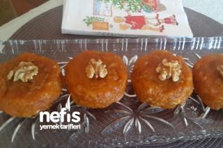 Balkabağı Püreli Mini Pastalar 1