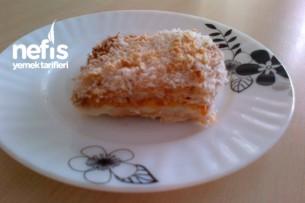 Balkabaklı Bisküvili Pasta Tarifi