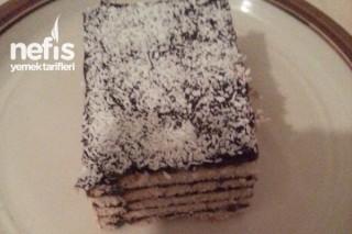 Bisküvili Pasta Yapımı Tarifi