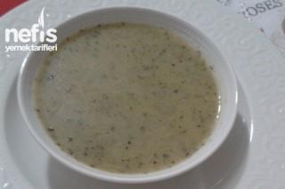 Brokolili Mercimek Çorbası Yapımı Tarifi
