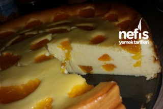 Cheesecake( Mandalinalı) Tarifi