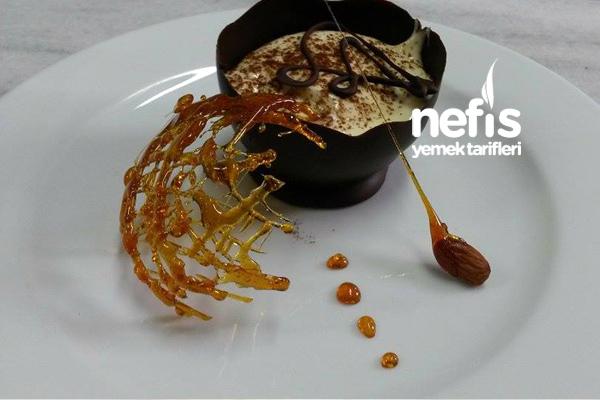 Çikolata Kasede Labneli Krema 1