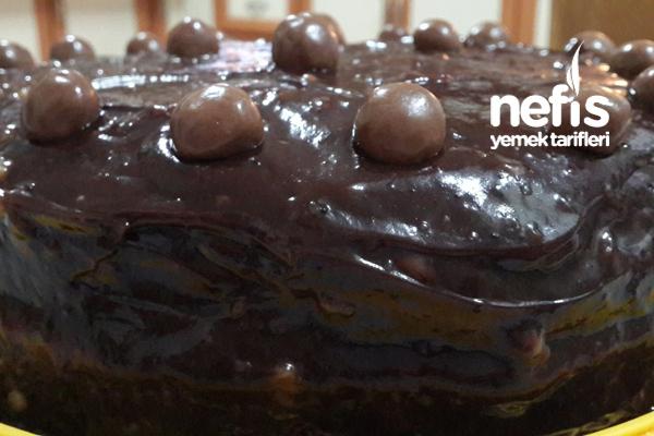Çikolatalı Pastanın Hazırlanışı 3