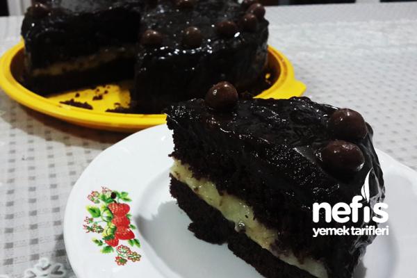 Çikolatalı Pastanın Hazırlanışı