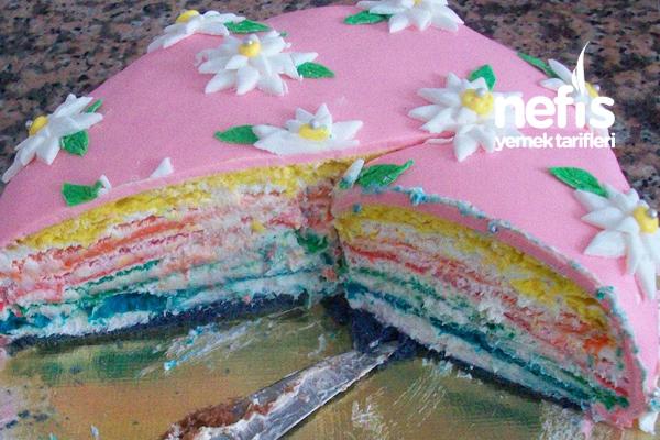 Doğum Günü Pastası Amonyaklı Pasta 1