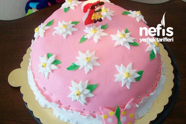 Doğum Günü Pastası Amonyaklı Pasta 2