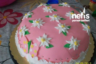 Doğum Günü Pastası Amonyaklı Pasta Tarifi