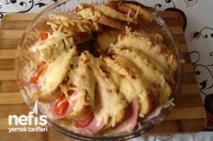 Ekmek Pastası Tarifi