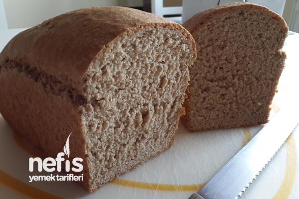 El Yapımı Tam Buğday Ekmeği 2