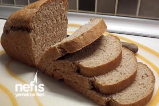 El Yapımı Tam Buğday Ekmeği Tarifi
