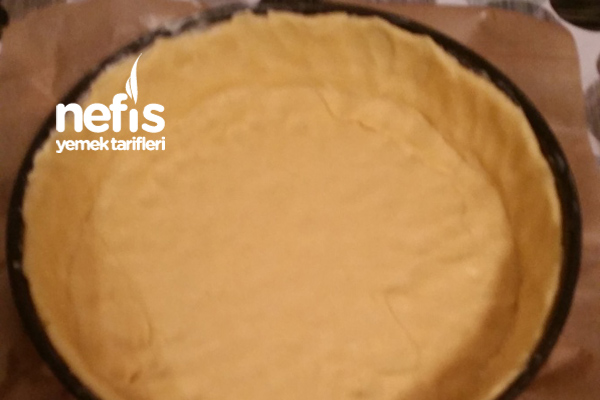 Elmalı Arı Sokma Pastası (Apfel-bienenstich-torte) 1