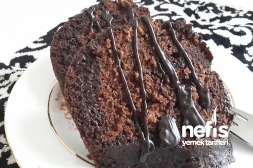 Fındıklı Çikolatalı Islak Kek - Nefis Yemek Tarifleri