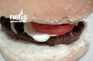 Hamburger (Evde Yaparsak) Tarifi