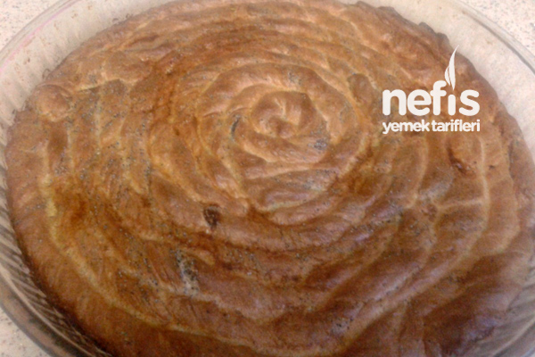 Haşhaşlı Labneli Çörek 3