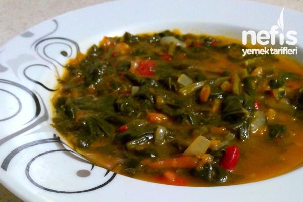 Havuçlu Ispanak Yemeği (Special) Tarifi