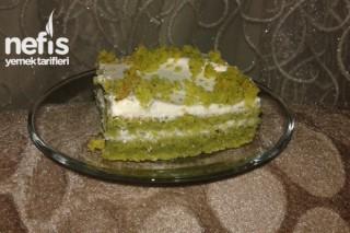 Ispanaklı Kek Yapımı Tarifi