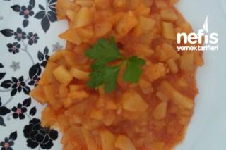Kahvaltılık Mini Kare Patates Tarifi