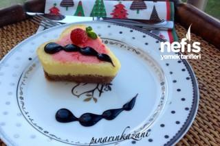 Kalpli Mini Cheesecake Tarifi