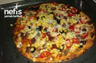 Karışık Pizza Nasıl Yapılır