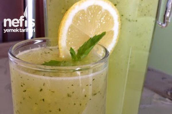 Kavunlu Limonata Yapımı
