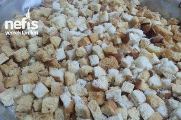 Kıtır Ekmek Yapımı (videolu)